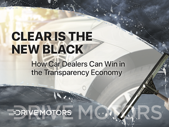 Clear Is the New Black Ebook Cover