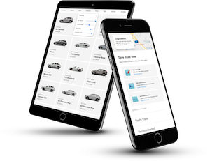 Drive Checkout on iPhone and Drive Shop on iPad